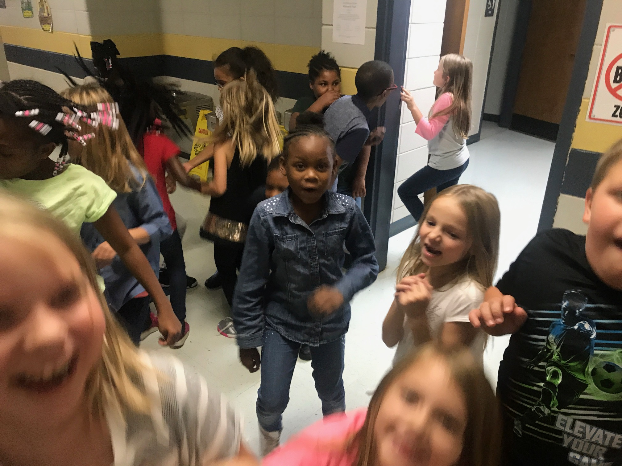 PBIS Dance Party Friday