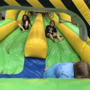 K-2 PBIS Splash Day Fun