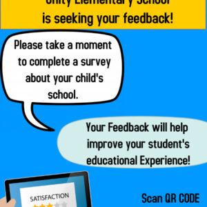 Parents, It's Survey Time!